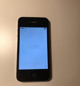 iPhone 4s 16gb black оригинал