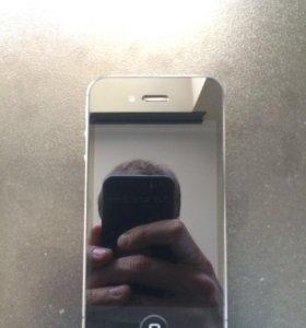 iPhone 4s 8гб.