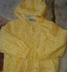 Куртка весна-осень размер 86