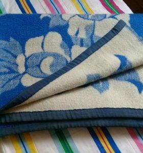 Шерстяное одеяло.