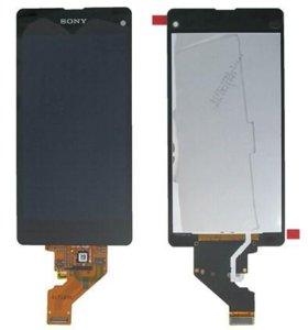 Дисплей Sony Z1 Compact в сборе