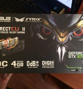 Asus gtx 970 strix 4gb 256bit