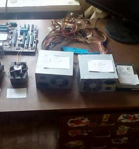 Комплектующие для PC