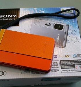 Цифровой фотоаппарат Sony DSC-TX30