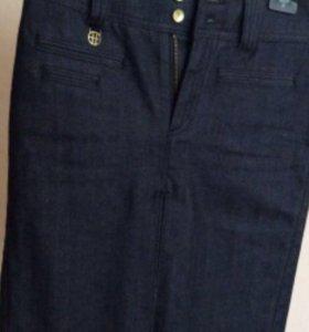 Джинсовая юбка Hugo Bosss
