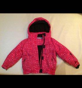Куртка зима 110 рост