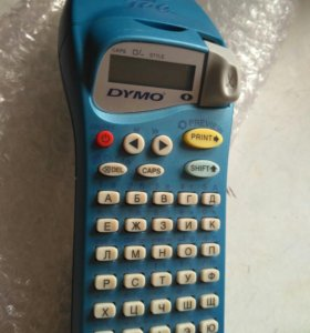 Принтер этикеток Dymo Letra Tag