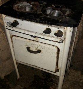 Газовая 2 комфорочная плита