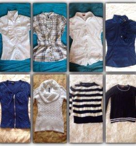 Рубашки, блузки , свитер