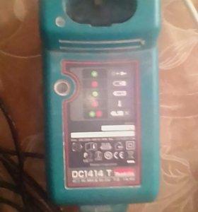 Зарядное устройство и 2 аккумулятора
