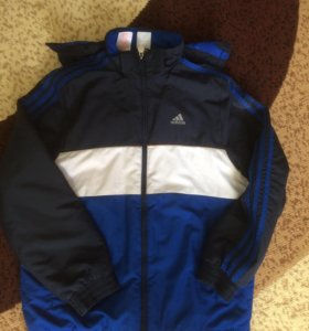 "Куртка ""Adidas"", оригинал, 42-46 размер"