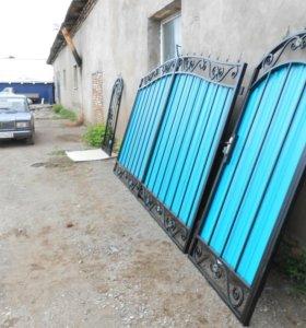 Ворота в-2.1