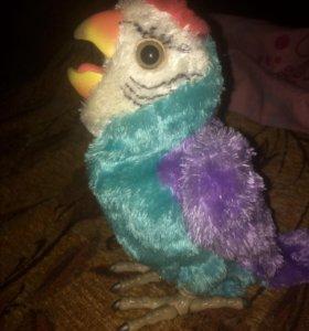 Игрушка попугай