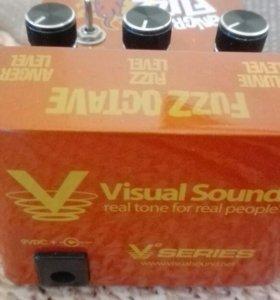 Visual Sound V2 Angry Fuzz