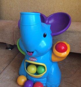 Слоник Playskool