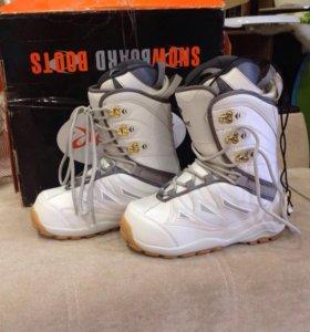 Ботинки для сноуборда Bone fury-255