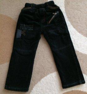 Утеплённые джинсы  Limoni