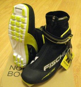 Ботинки лыжные Fischer RCS NNN Размер 41 EU