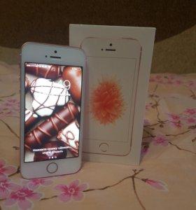 Айфон 5 се 16г