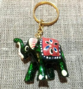 Брелок слоник