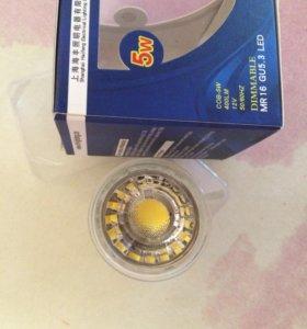 Светодиодная лампа MR16