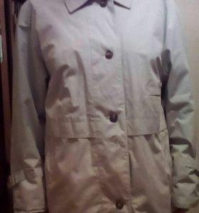 Продам женскую куртку в хорошем состоянии