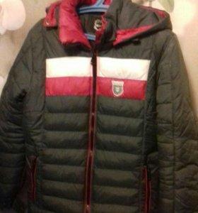 Куртка зимняя 48р