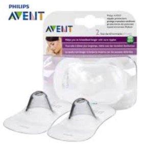 "Защитные накладки на соски""AVENT"""
