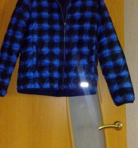 Куртка демисезонная подростковая (м)