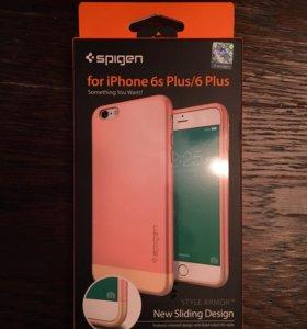 Чехол для iPhone 6s Plus Spigen Style Armor