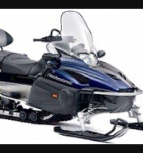 Снегоход Yamaha professional