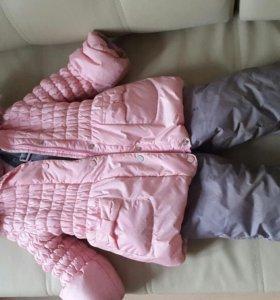 Комбинезон детский зимний Oldos 98