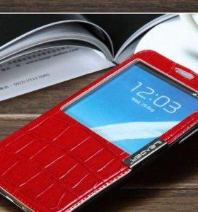 Flip Case с окошком для Galaxy Note 3 N9000