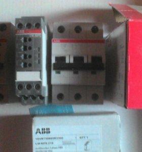 Узо 40а автоматы16а реле напряжения защита от