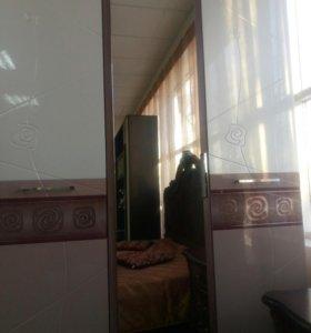Шкаф 3х дверной с зеркалом Новый пр Томск