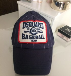 Бейсболки Dsquared
