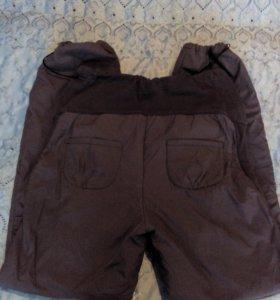 Фирменные штаны для беременных