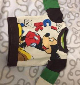 Пуловер,свитер, кофта на флисе