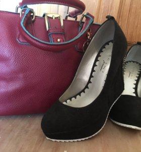 Сумка + туфли