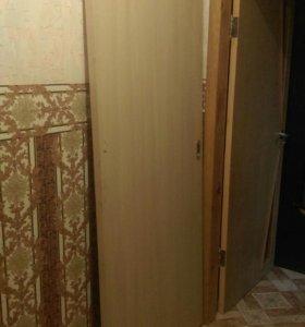 Навесная дверь