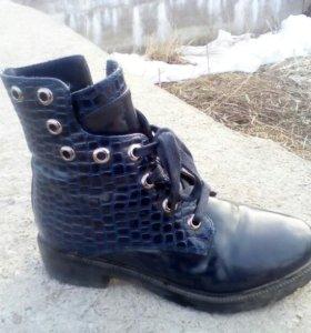 Весенние - осенние ботинки