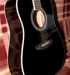 Аккустическая гитара 6 струн