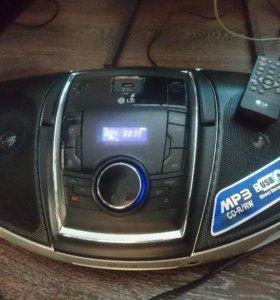 Магнитола LG,USB,MP3