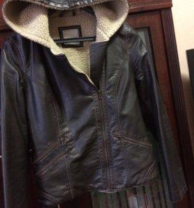 Куртка Levis Натуральная кожа