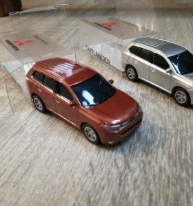 Модели Mitsubishi outlander