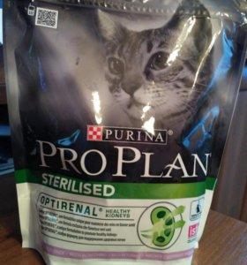 Корм Purina Pro Plan для стерилизованных кошек