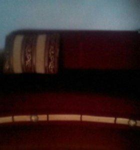 Диван,два кресла