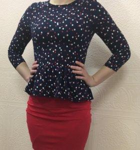 Блузка hm размер xs