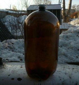 Емкость на 30 литров с винтовой крышкой