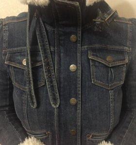 Джинсовая куртка Juicy Couture original